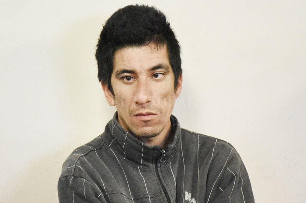 Mariano Cingolani, autor del espantoso crimen en la provincia de Córdoba. Crédito: Captura digital