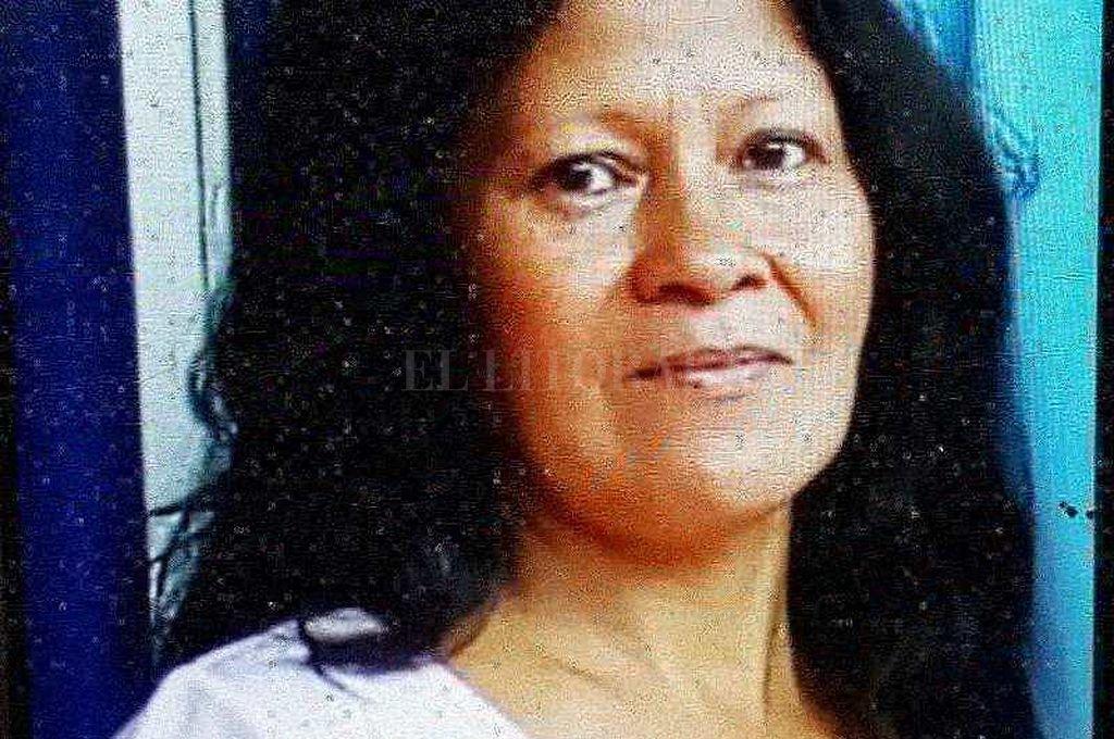 Estela Fidencia Arapayu, la mujer que era buscada y fue hallada muerta. <strong>Foto:</strong> Captura digital