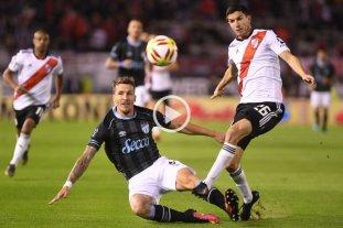 River goleó 4 a 1 pero Atlético Tucumán pasó de ronda por el gol de visitante