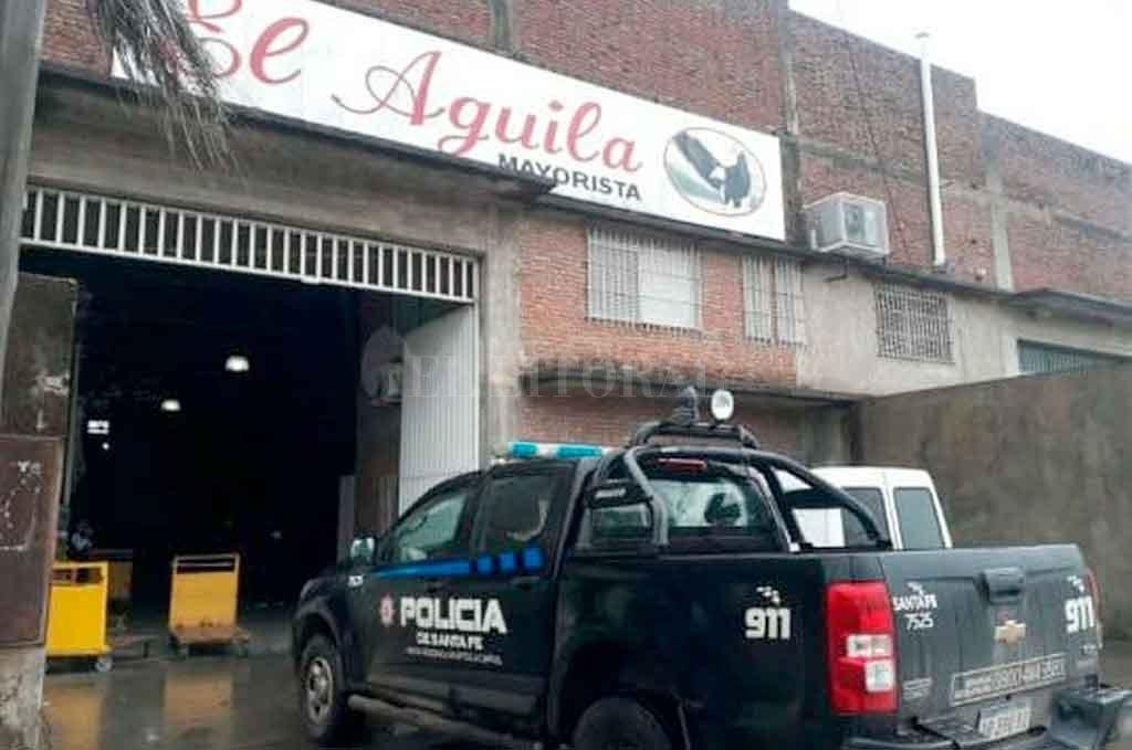 Varias de las capturas se produjeron en barrio Villa Hipódromo. <strong>Foto:</strong> El Litoral.