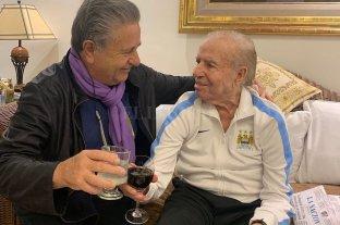 Duhalde y Menem otra vez juntos