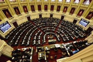 La Cámara de Diputados aprobó la ley de financiamiento de los partidos políticos
