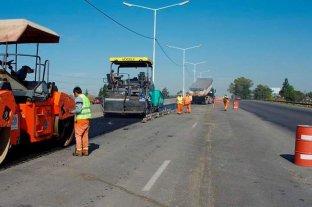 Autopista colapsada