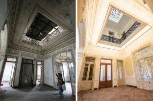 Casa de la Cultura: el antes y el después de una obra monumental -  -