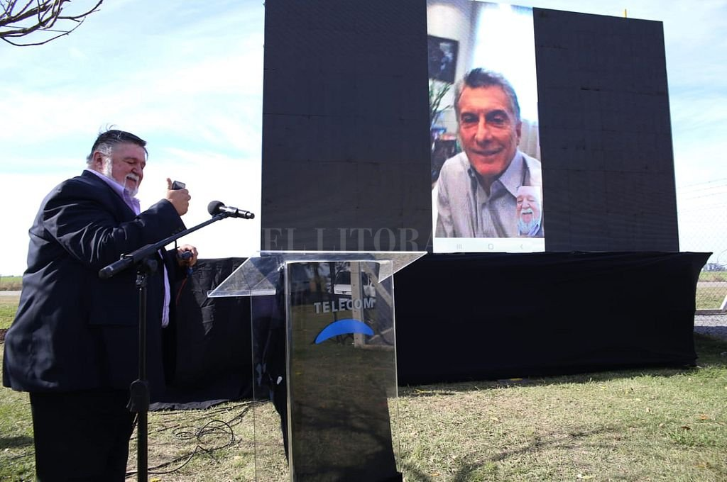 Telecom llega a Presidente Roca con la red 4G de Personal
