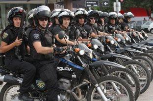 La provincia efectivizó el aumento salarial de las Fuerzas de Seguridad -  -