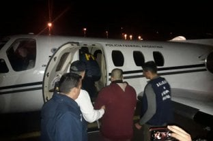 Extraditaron desde Uruguay al acusado de disparar contra Olivares y Yadón -  -