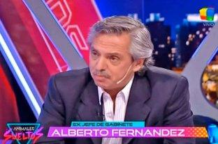 Video: el día que Alberto Fernández destrozó a Cristina en TV -
