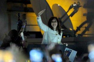 Fernández - Fernández: el video en el que la senadora anuncia la fórmula