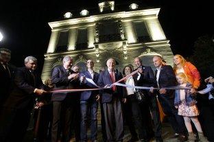 La Casa de la Cultura reabrió sus puertas a todos los santafesinos