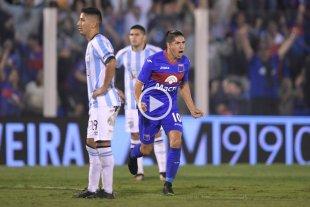 Tigre goleó 5 a 0 a Atlético Tucumán y está a un paso de la final -  -