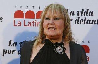 Murió la actriz argentina Analía Gadé -  -