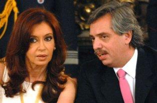 """Alberto Fernández: """"Estoy muy seguro de que Cristina va a poder probar su inocencia"""" -  -"""