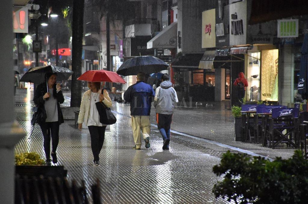 Alerta por lluvias y tormentas intensas para Santa Fe