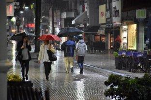 Alerta por lluvias y tormentas intensas para Santa Fe -