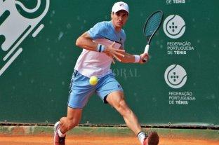 El santafesino Facundo Bagnis cayó en la final del Challenger de Lisboa