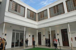 Expertas de primer nivel estarán en el Congreso de Género y Ciencia - Instituto N° 12 Gastón Gori, donde se realizará el Congreso. -