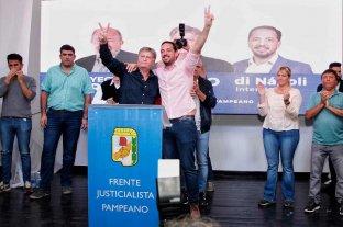 Sergio Ziliotto fue elegido como gobernador en La Pampa -  -