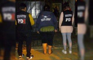 Detuvieron a una mujer que prostituía a su hija en barrio María Selva -  -