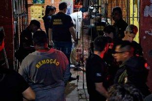 Brasil: Al menos 11 muertos tras tiroteo en un bar