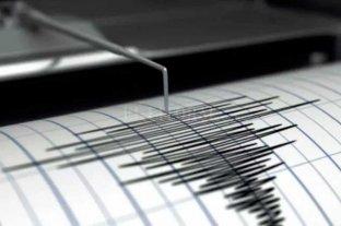 Un sismo sacudió a Chile