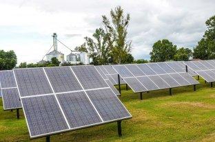 Se inaugura el primer tambo de energía autosustentable del país