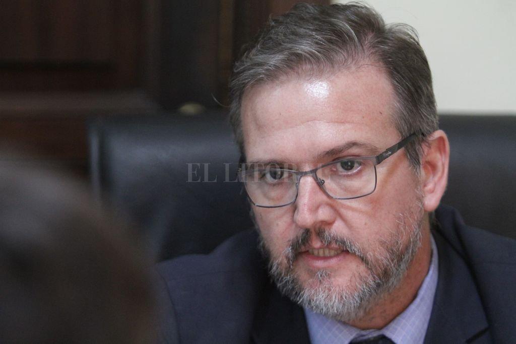 Falleció el vicerrector de la UNL Claudio Lizárraga