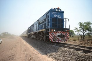 Belgrano Cargas: por primera vez se transportaron 100 vagones cargados de Salta a Santa Fe