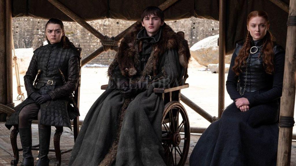 Arya, Bran y Sansa Stark: sus acciones fueron claves para el cierre de la trama.