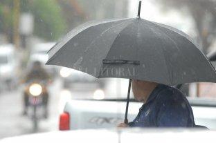 Se renovó el alerta meteorológico por lluvias y tormentas fuertes -  -