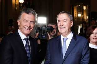 Macri recibirá a Schiaretti, previo al encuentro clave en Alternativa Federal