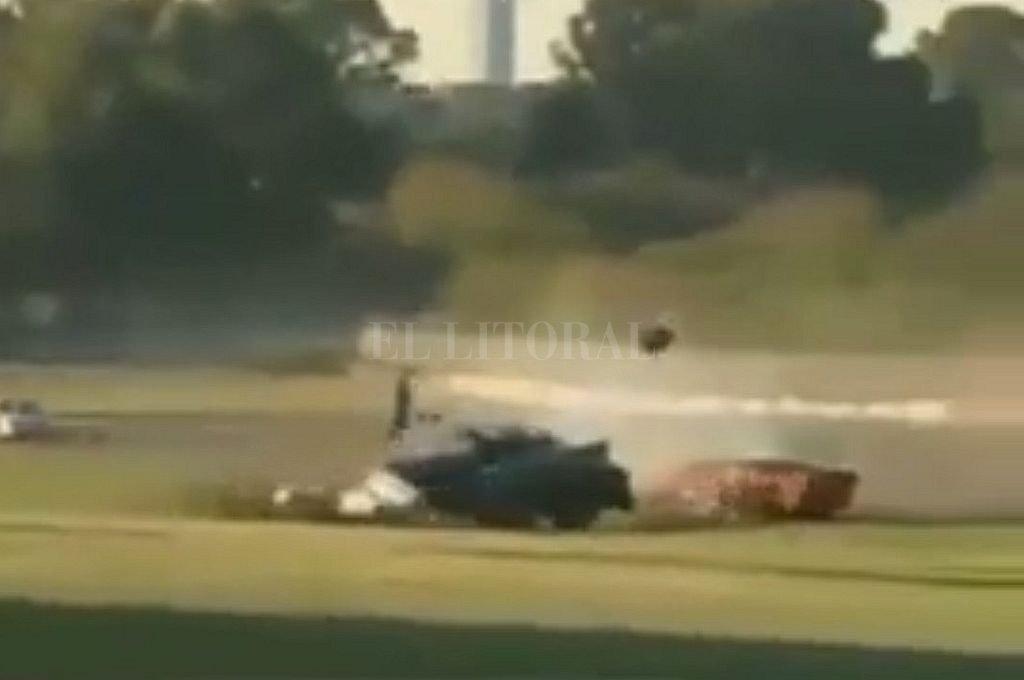 Accidente fatal en el Autódromo de Buenos Aires