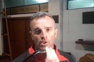 """Lavallén sobre la convocatoria: """"No me sorprende porque sé lo que es la gente de Colón"""""""