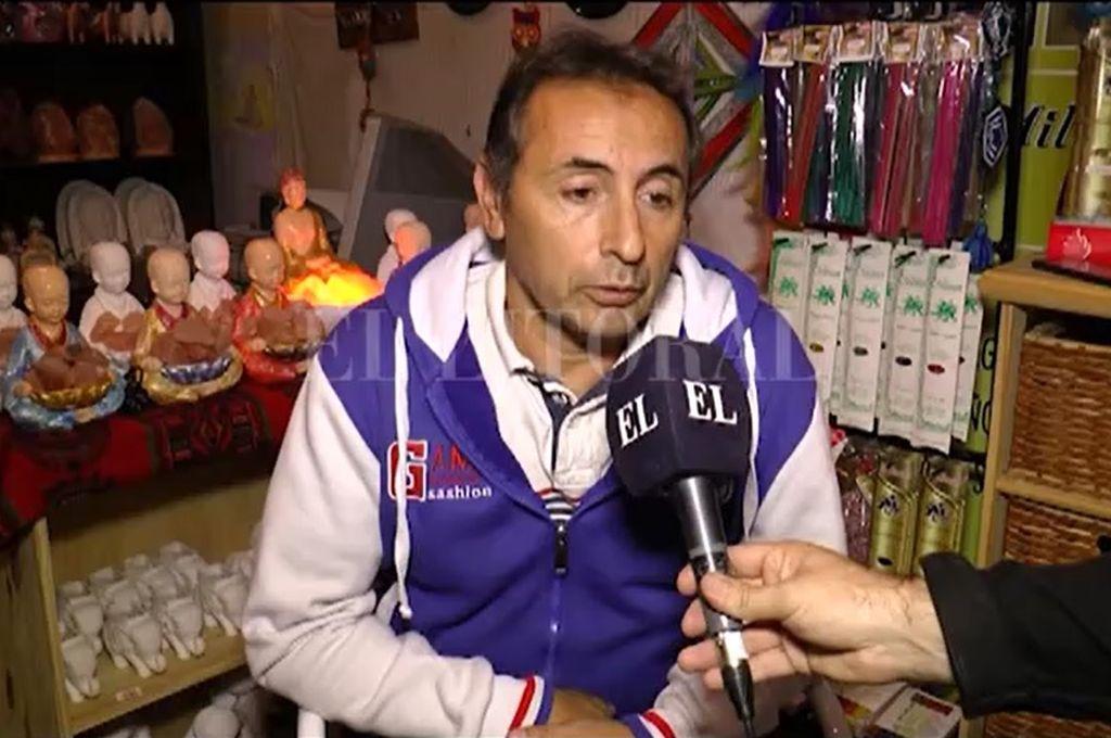 Se recupera el padre de la candidata a concejal baleado en barrio Transporte