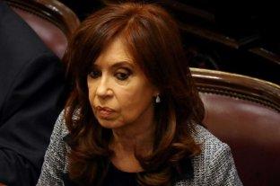"""Cristina, antes del juicio: """"Es una cortina de humo que pretende distraer a los argentinos"""" -  -"""