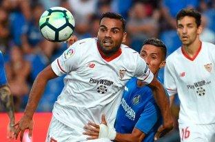 Mercado se negó a viajar con Sevilla