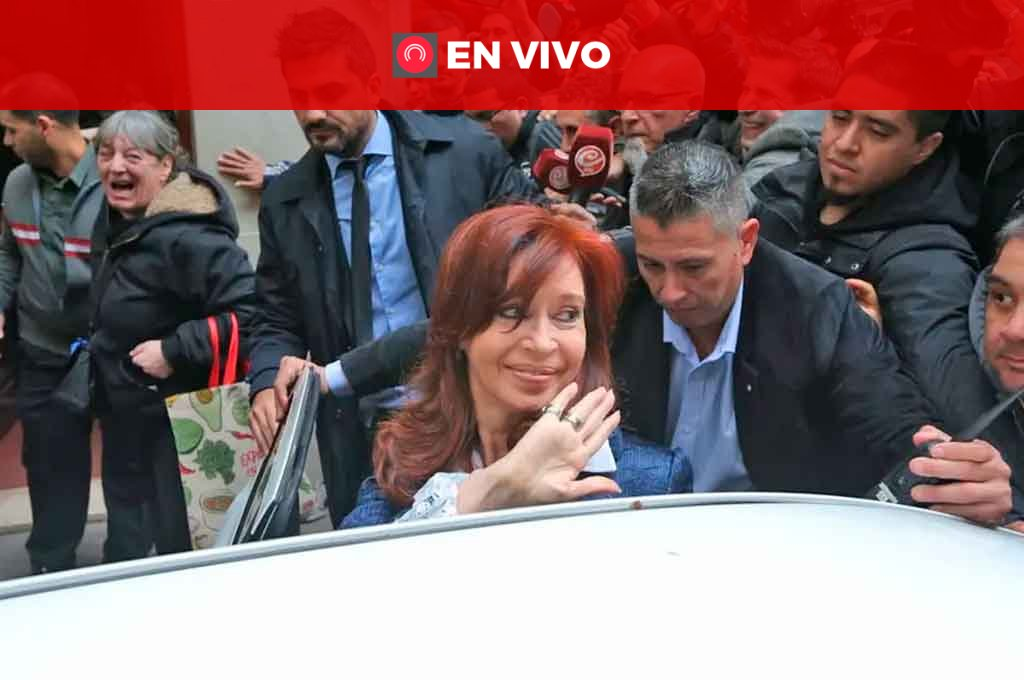 En vivo: empezó el primer juicio por corrupción contra Cristina Kirchner