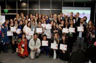 Premiaron a cuatro proyectos santafesinos en Vivalectura 2019