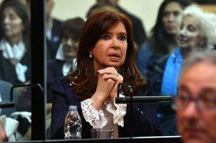 Se realizó la primera jornada del juicio a Cristina Fernández, acusada de corrupción -  -