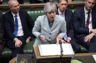 May abre la opción a un segundo referendo si el Parlamento aprueba su acuerdo del Brexit