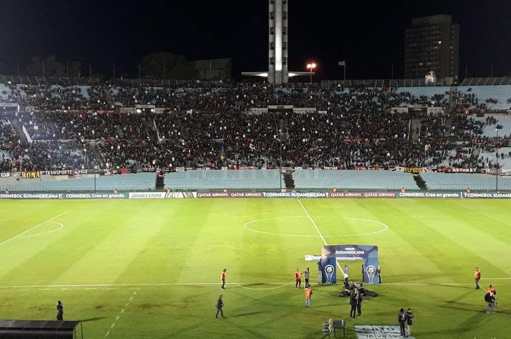 Colón empata con River Plate en Uruguay -  -