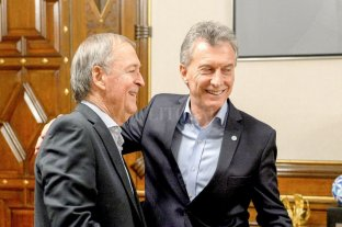 Schiaretti le ratificó a Macri los seis puntos que deben ser contemplados en un acuerdo nacional -  -