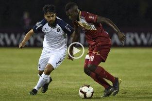 Copa Sudamericana: Independiente cayó en Colombia -