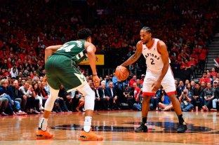 Los Raptors ganaron e igualaron la serie