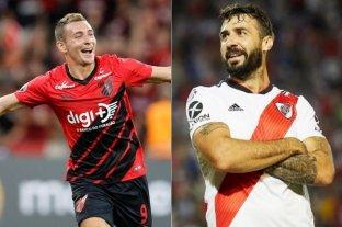 Recopa Sudamericana: River y Athletico Paranaense juegan la primera final -  -