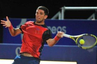 Delbonis avanza en el ATP de Ginebra