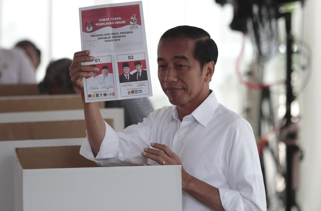 Widodo <strong>Foto:</strong> Internet