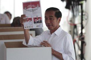Disturbios en Indonesia por la reelección de Widodo dejaron un saldo de 6 muertos y 200 heridos