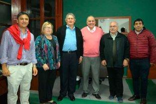 La Asociación Mutual Para el Desarrollo de Servicios Educativos recibió la visita de Narciso Carrizo