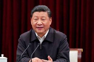 """El presidente de China advierte a su pueblo ante """"una serie de situaciones difíciles"""""""